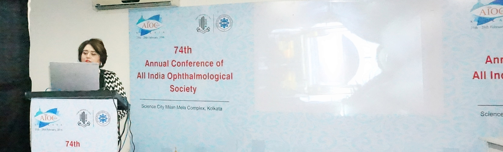 74th Annual Conference of All India Ophthalmological Society