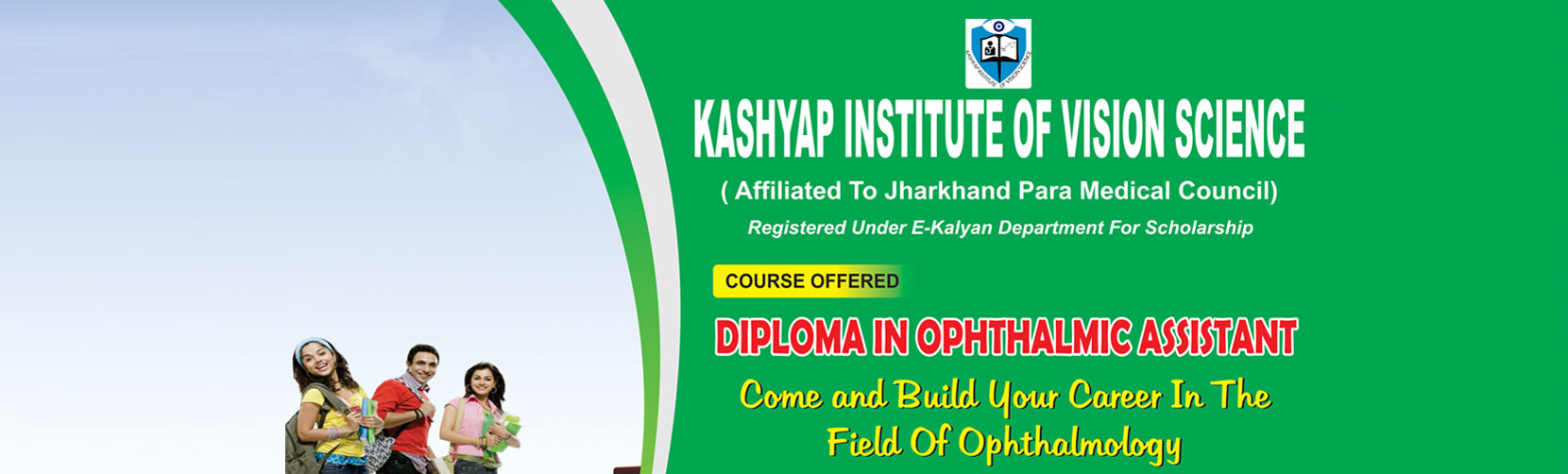 Diploma in Opthalmic Assistan